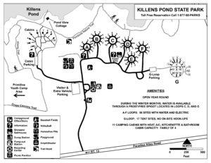 Killians Pond Campgroundcampground copy
